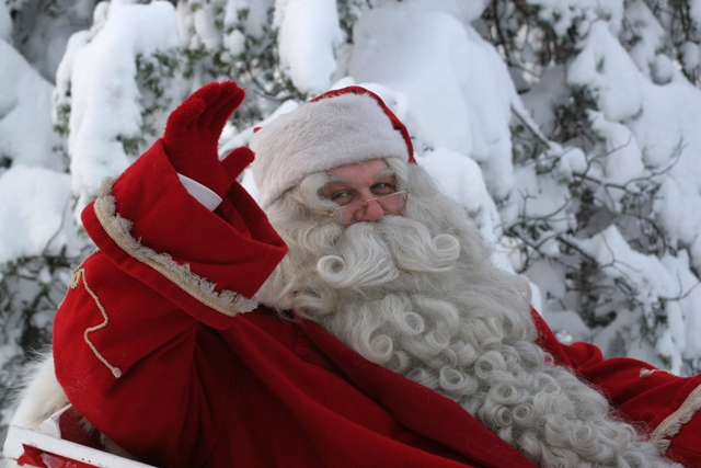 Интервю с дядо Коледа